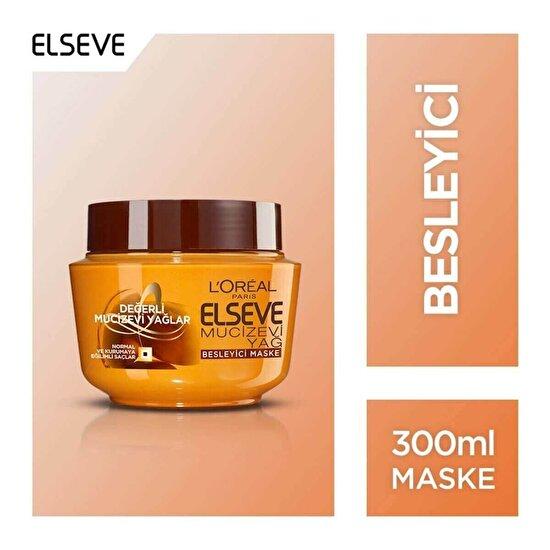 6 Mucizevi Yağ Saç Maskesi 300 ml