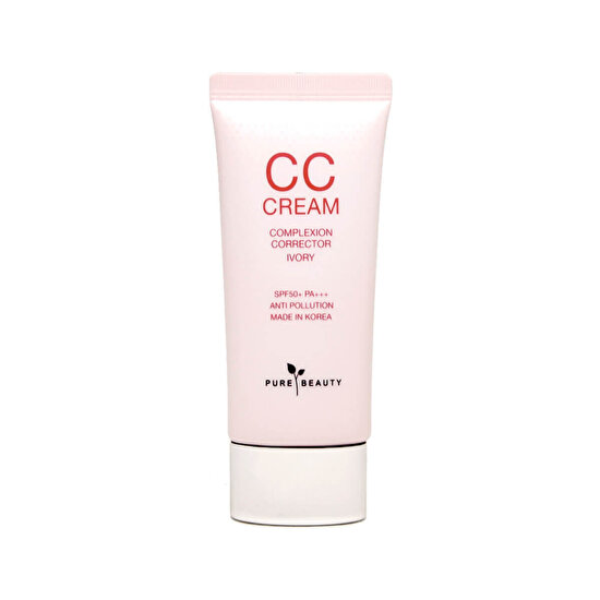 CC Cream Spf50+ Ivory 40 ml