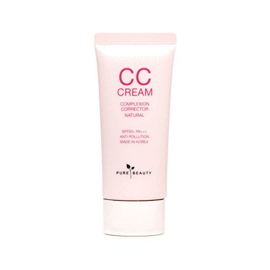 CC Cream Spf50+ Natural 40 ml