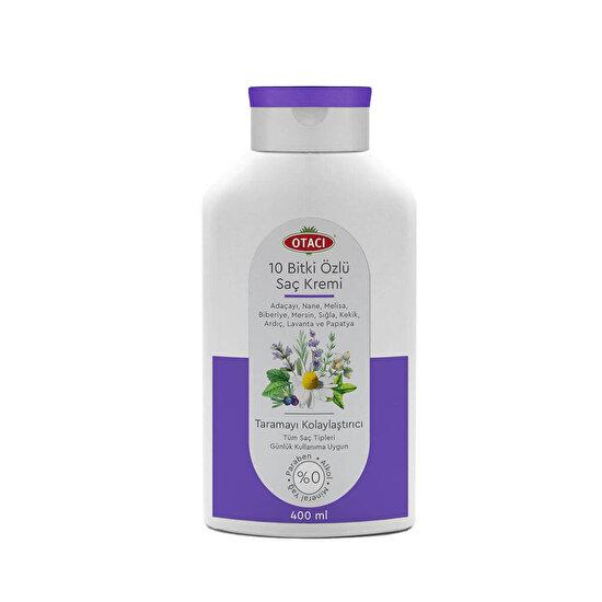 Bitki Özlü Onarıcı Saç Kremi 400 ml