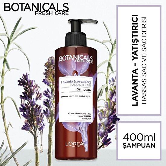 Lavanta Hassas Terapi Şampuan 400 ml