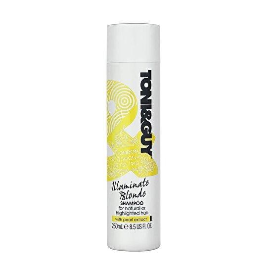Sarı Saçlar için Işıltı Veren Şampuan 250 ml