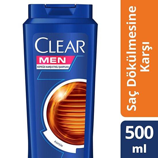 Saç Dökülmesine Karşı Etkin Savunma Erkek Şampuanı 500 ml