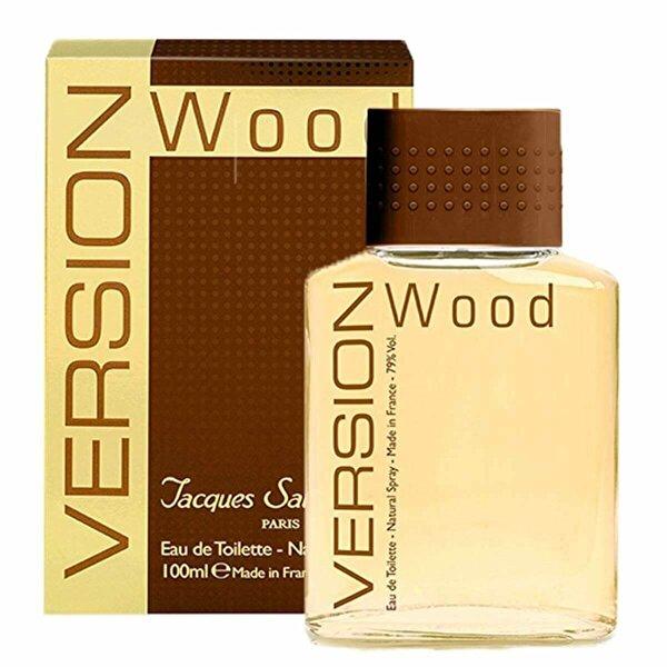 Version Wood Erkek Parfüm Edt 100 ml