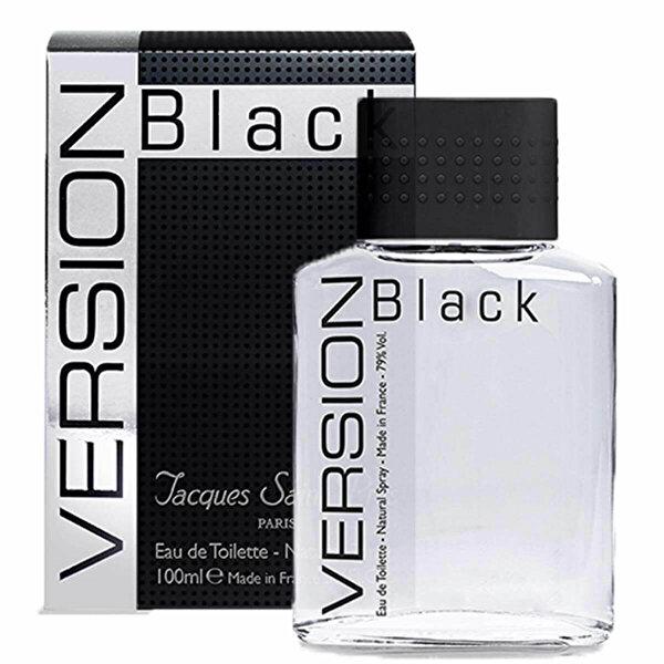 Version Black Erkek Parfümü Edt 100 ml