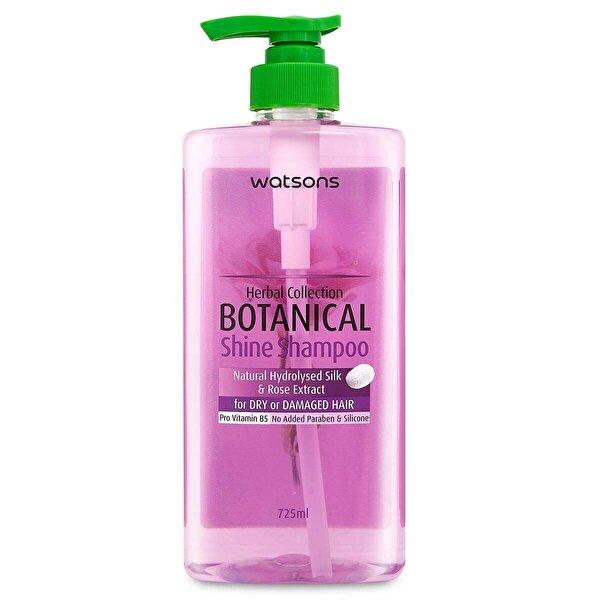 Herbal Botanical Şampuan Dry and Damaged 725ml