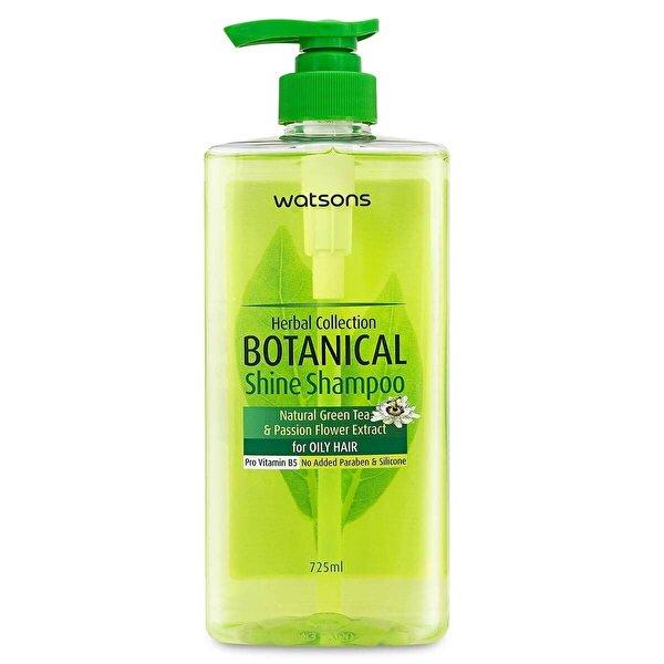 Herbal Bitkisel Şampuan Yağlı Saçlar 725 ml