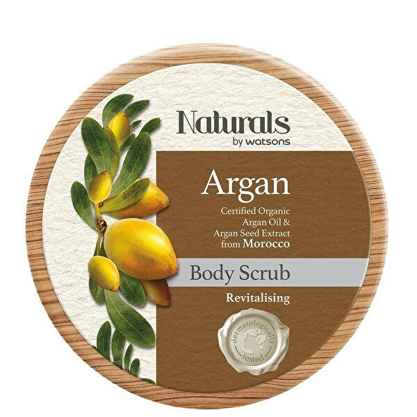 Argan Body Scrub 200 gr