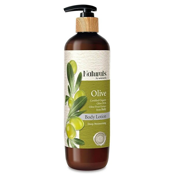 Olive Vücut Losyonu 490 ml