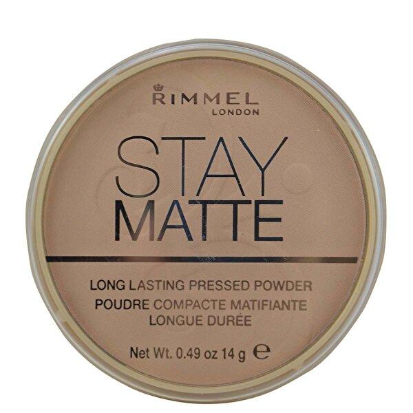 Stay Matte Pressed Pudra No. 006