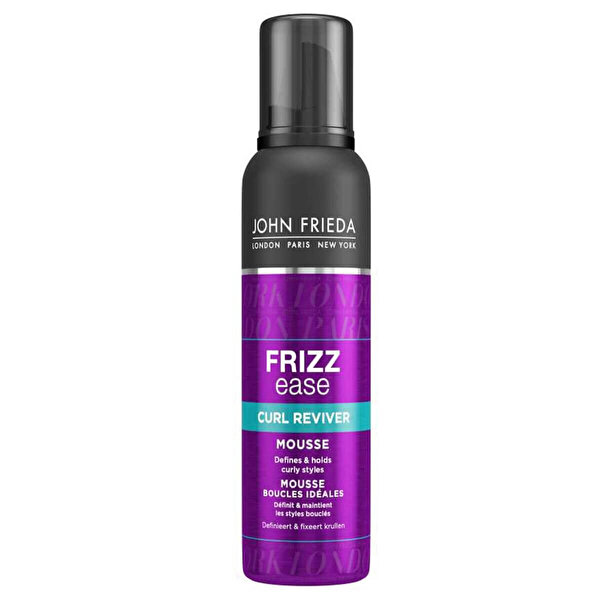 Frizz Ease Curl Reviver Styling Mousse Saç Köpüğü