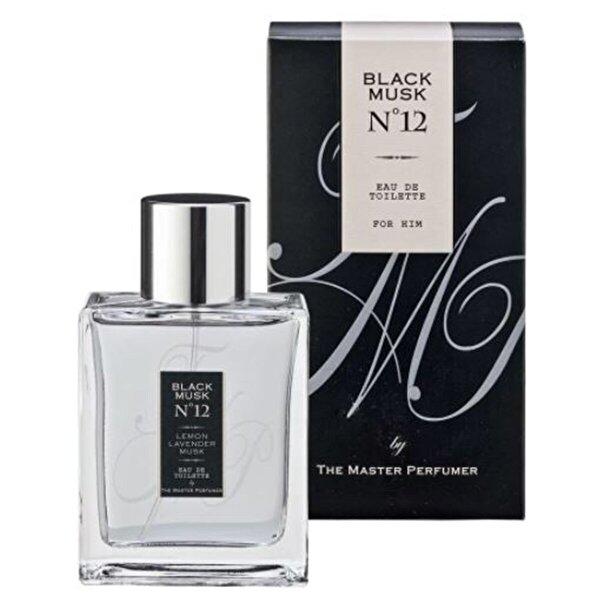 Black Musk N.12 Erkek Parfüm 100 ml