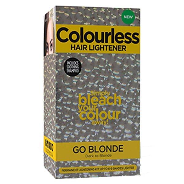 Go Blonde Saç Boyası Çıkartıcı