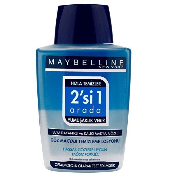 2in 1 Göz Makyaj Temizleme Losyonu 125ml