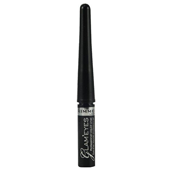 Glam'Eyes Proffessional C35 Liquid Eyeliner Black Glamour