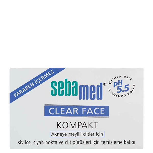 Clear Face Compact 100 gr