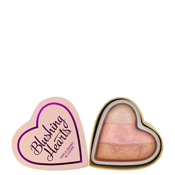 Blushing Hearts Allık Iced Hearts  5 gr