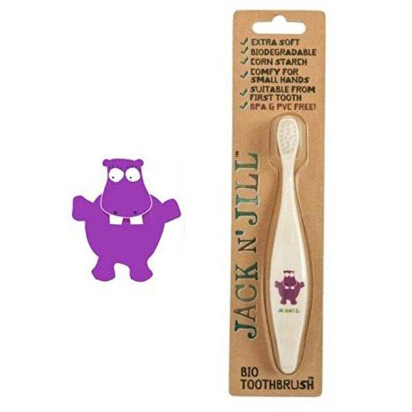 Mısır Koçanı Diş Fırçası Hippo ve Koala