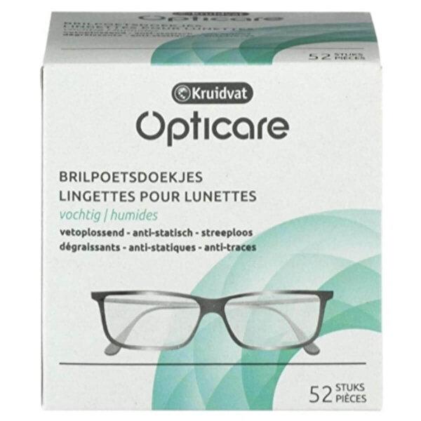 Gözlük Temizleme Mendili 52 Adet