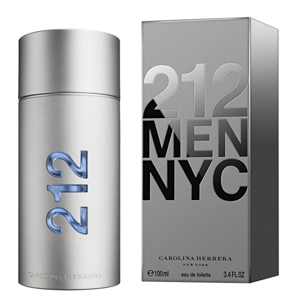 212 Erkek Parfüm Edt 100 ml