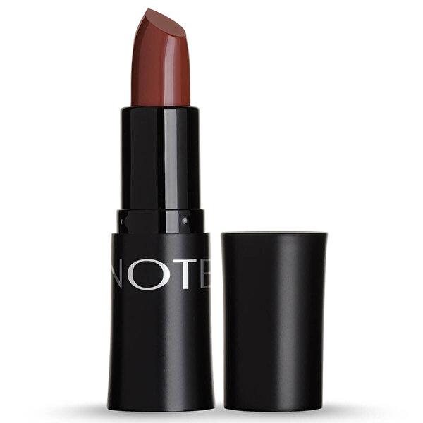 Mat Lipstick 315 Hot Brown