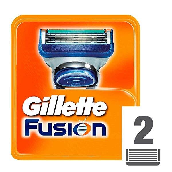 Fusion Yedek Tıraş Bıçağı 2 Adet