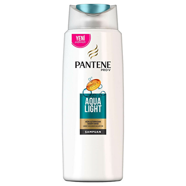 Aqua Light Şampuan 400 ml