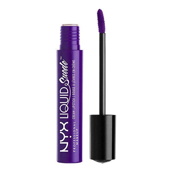 Liquid Suede Cream Lipstick Amethyst