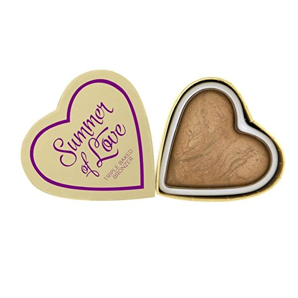 Blushing Hearts Bronzer Summer Of Love