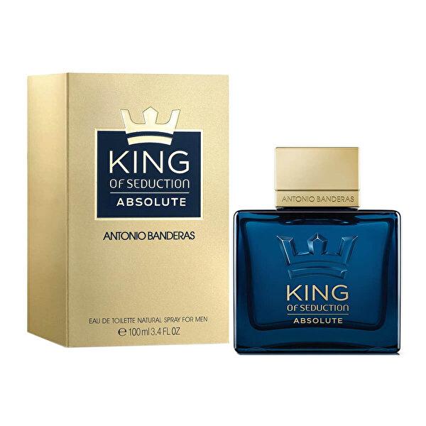 King Of Seduction Absolute Erkek Parfüm Edt 100 ml
