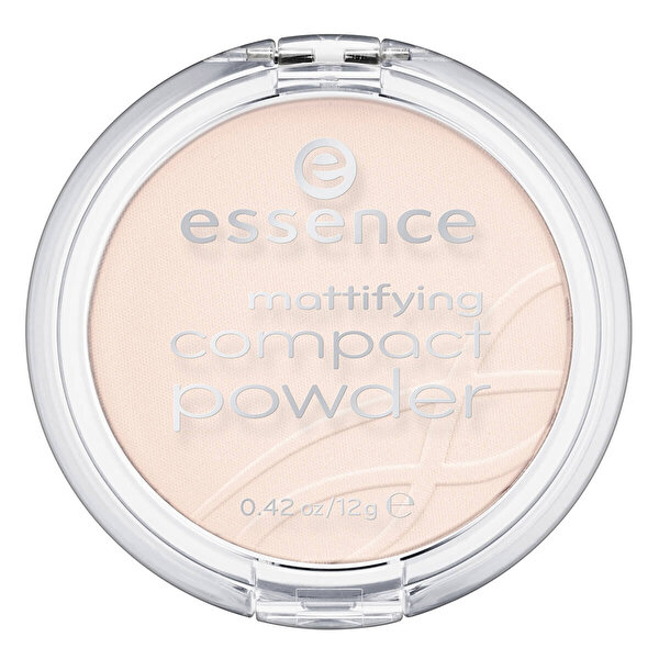 Mattifying Compact Pudra 11 Pastel Beige