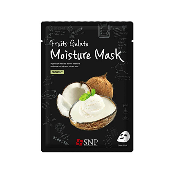 Fruits Gelato Moisture Maske 33ml