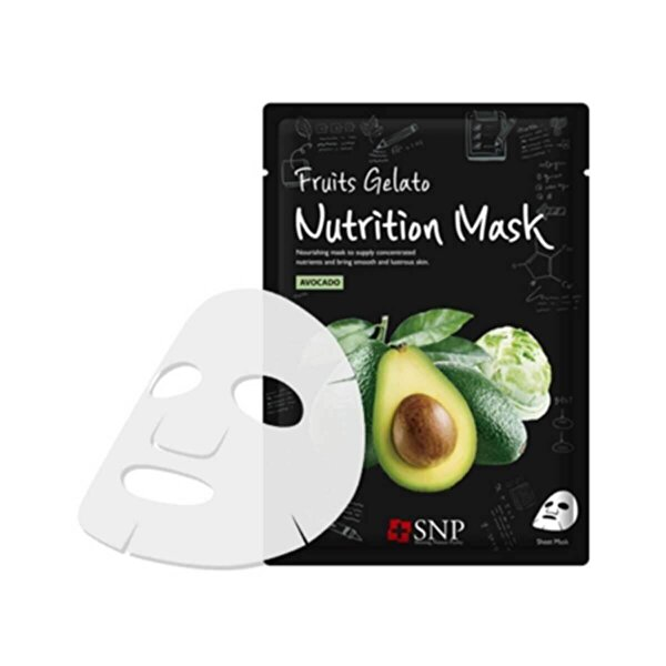 Fruits Gelato Nutrition Maske 33 ml