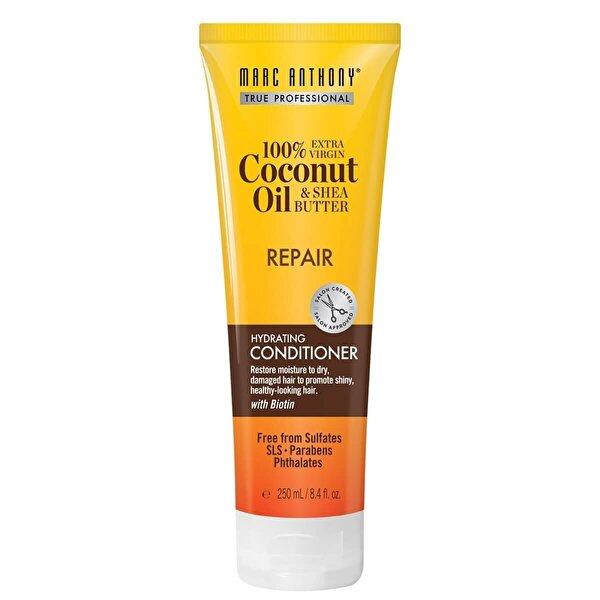 Hasarlı Saçlara Özel Coconut & Biotin Bakım Kremi 250 ml
