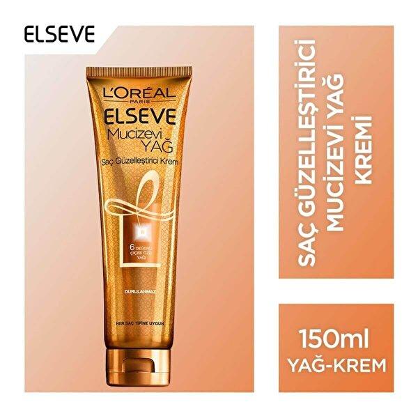 Saç Güzelleştirici Saç Kremi Normal Saç 150 ml