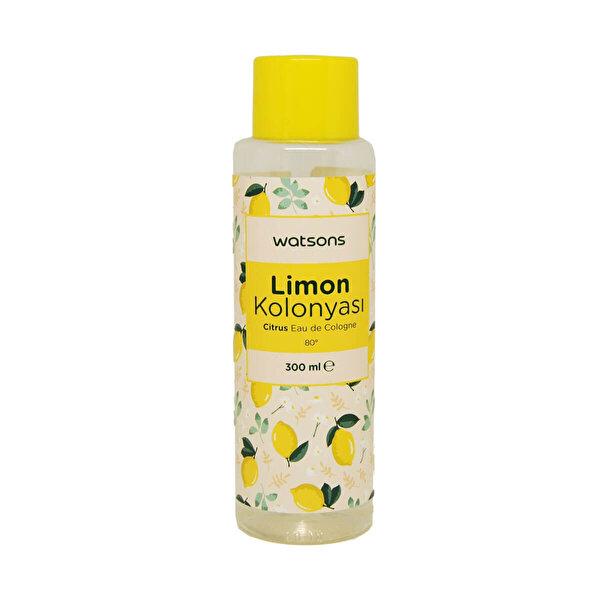 Limon Kokulu Kolonya 300 ml