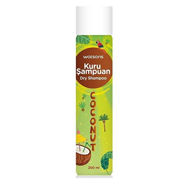 Kuru Şampuan Coconut 200 ml