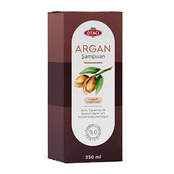 Argan Şampuan 250ml