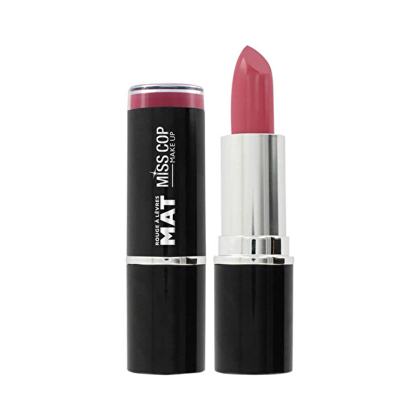 Mat Lipstick No: 02 Rose Girly