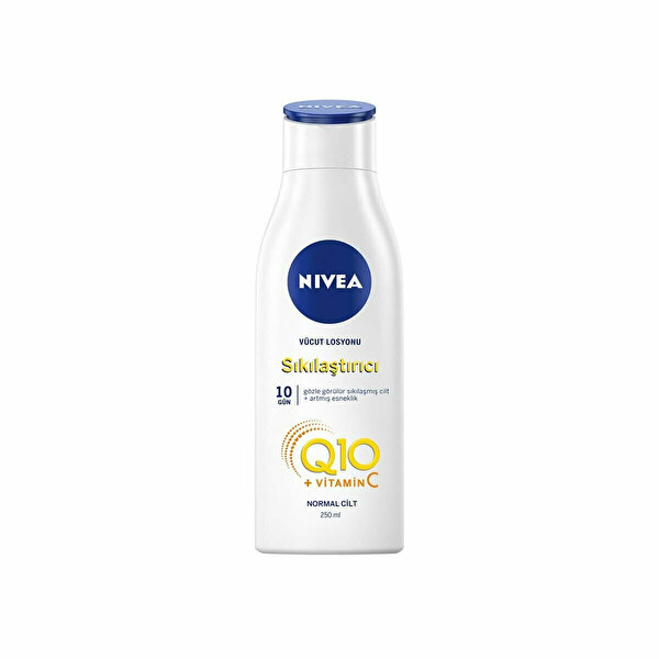 Q10 Sıkılaştırıcı Vücut Losyonu 250 ml