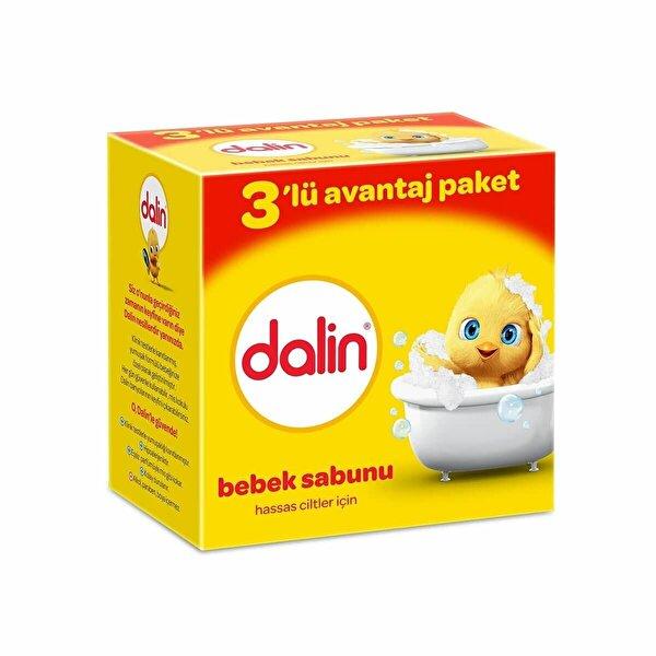 Bebek Sabunu 3'lü Avantaj Paket
