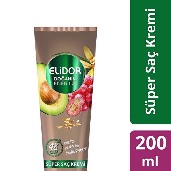 Avokado Doğanın Enerjisi Süper Saç Bakım Kremi 200 ml