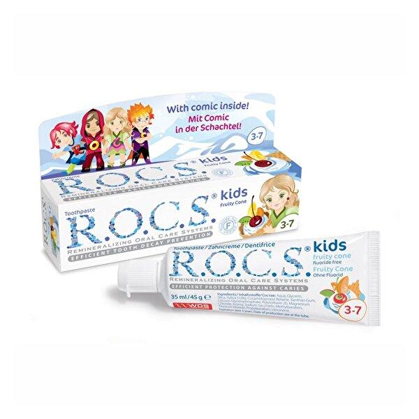 Kids 3-7 Florürsüz Diş Macunu