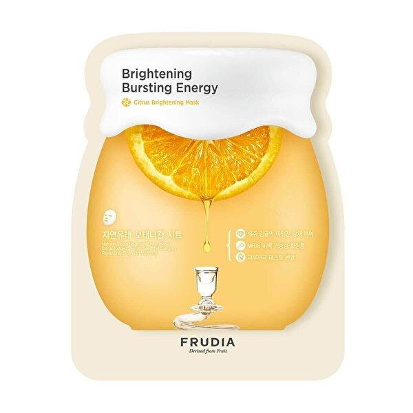 Citrus Brightening Maske 27 ml