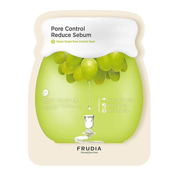Green Grape Pore Control Maske 27 ml