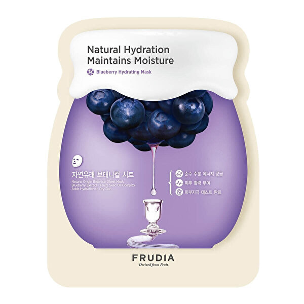 Blueberry Hydrating Maske  27 ml