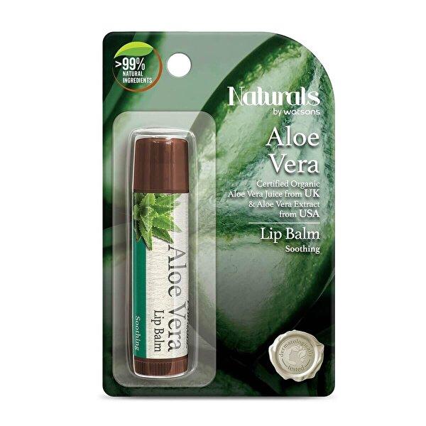 Aloe Vera Lip Balm 4.5g