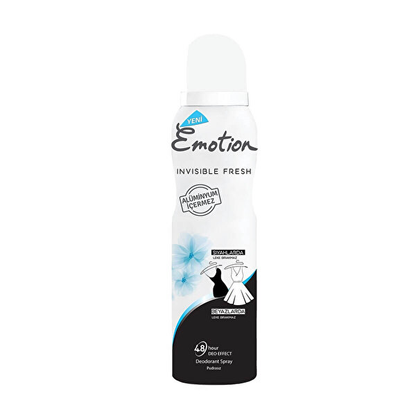 Black and White Clean Kadın Deodorant 150 ml