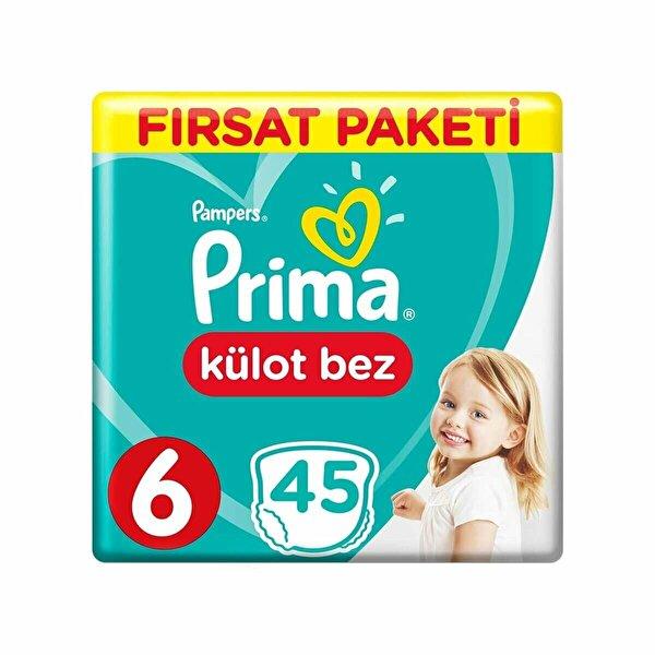 Külot Bebek Bezi Fırsat Paketi 6 Beden 45 Adet