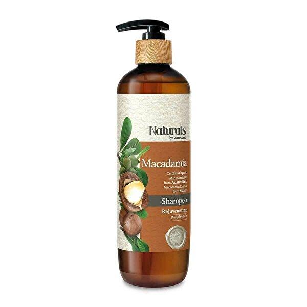 Macadamia Şampuan 490 ml
